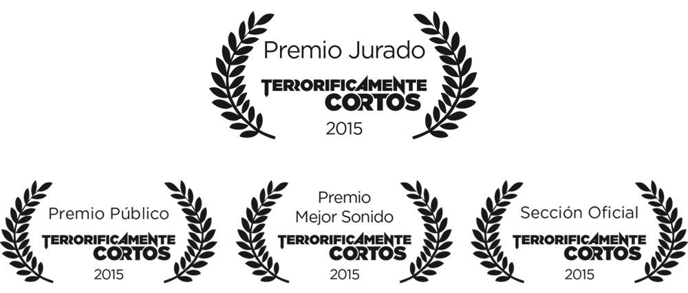 coronas de premios 2015
