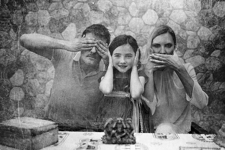 Three Wise Monkeys - Miguel Ángel Font