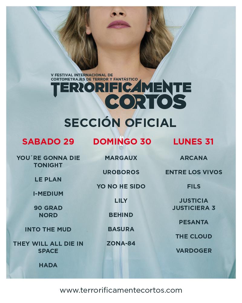 Horarios Seccion Oficial 2016