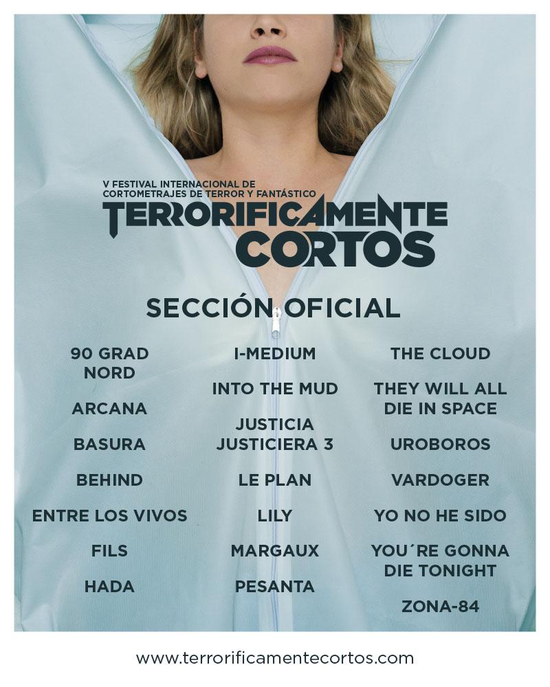 Seccion Oficial Terroríficamente Cortos 2016