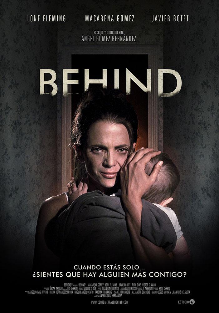Behind - cortometraje