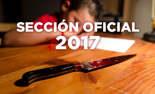 Sección Oficial 2017