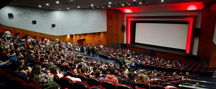 Más de 350 personas acudieron a la segunda sesión de cortometrajes de la Sección Oficial.