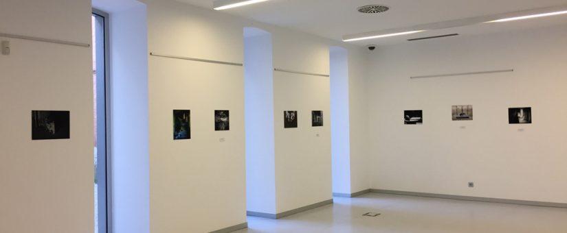Inaugurada la exposición del III concurso de fotografía de terror