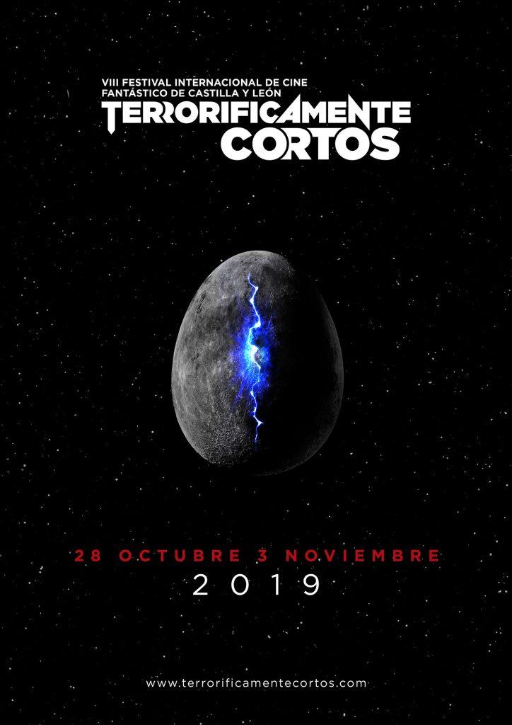 Terroríficamente Cortos 2019 Cartel-Teaser