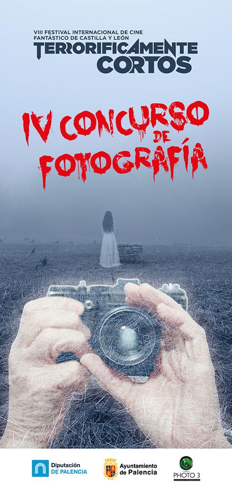 Concurso Fotografía de Terror Terroríficamente Cortos